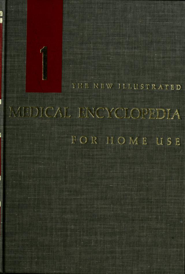 New Illustrated Medical Encyclopaedia for Home Use by Robert E. Rothenberg