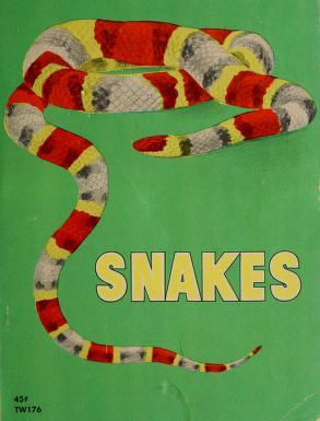 Cover of: Snakes   Herbert S. Zim